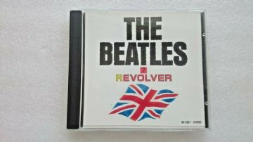 The Beatles - Revolver CD Japan Edition